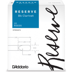 Rico Reserve by D'Addario - Stroik do klarnetu Bb